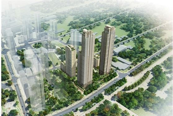 China - Shui On Land Project in Wuhan
