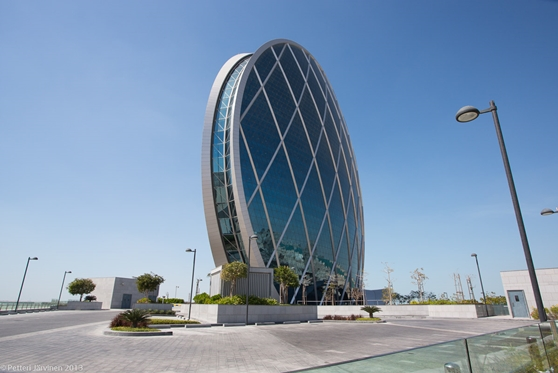 The Aldar Headquarters Building, Dubai