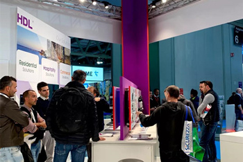 HDL Italy Participated in the Smart Building Expo