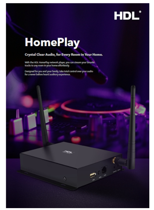 HDL HomePlay