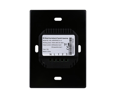 3CH Wireless Switch Power Interface US (L+N Type)
