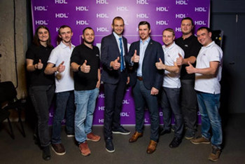 HDL Russia Held a Dealers Conference in Moscow