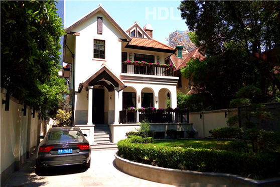 Shanghai - Former Official Residence  of Italian General Consulate