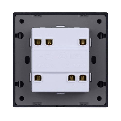 Tile series Duplex Rocker On/Off Switch
