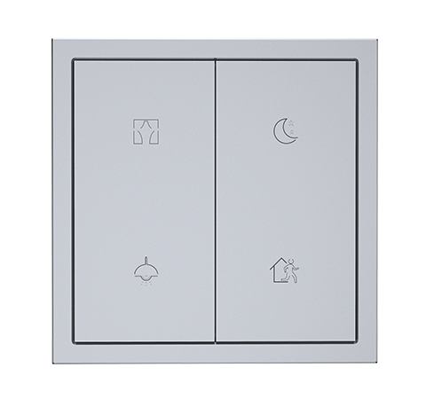 Tile Series Button Panel(2 Buttons Panel B)