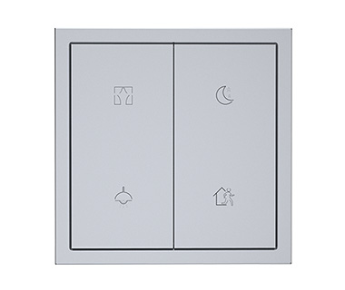 KNX Tile Series 2 Buttons Panel B