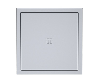 KNX Tile Series 1 Button Panel A
