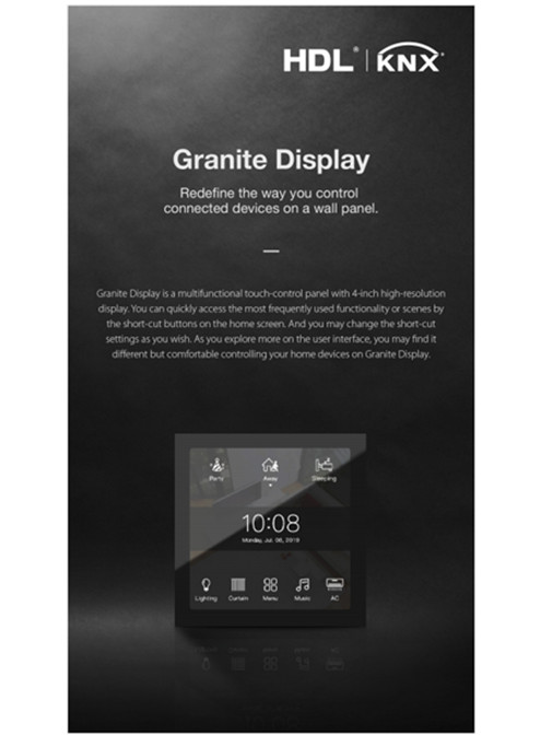 Granite Display