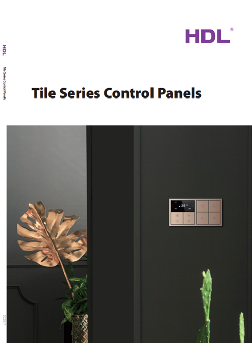 Tile Series Control Panels